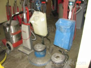 Lot of 4 Assorted Pieces of Cleaning Equipment (for Parts)