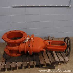 14 Inches Resilient Wedge Gate Valve