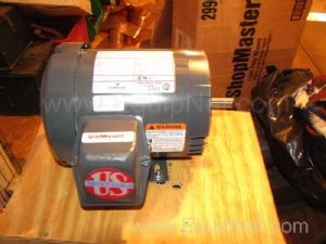 Emerson 1/2 HP Motor Catalog Number U12S2AC