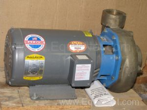 Gould Centrifugal Pump Model 3657 with 7.5 HP Motor