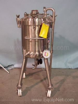 Precision Stainless 100 Liter Stainless Steel Reactor