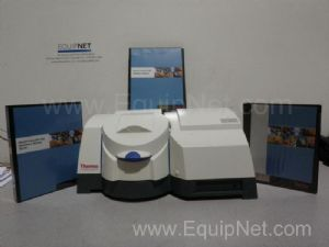 Thermo-Nicolet Evolution 300BB Spectrophotometer