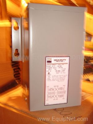 Hevi-Duty Shielded General Purpose 1.5 KVA Transformer Catalog Number HS1F1.5AS Lot of (2)