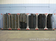 Lot Of 8 Animal Care Systems Portable Rodent Caging Systems