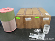 Unused Lot of 3 Atlas Copco Cartridge Filters