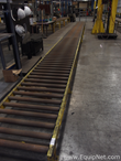 Approximately 55 Feet of Roller Conveyor