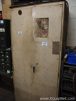 Storage Cabinet With Miscellaneous MRO