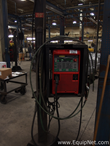 Fronius Nederman TransPuls Synergic 4000 Welder with VR4000 Wire Feeder on 8 Foot Boom Extension Arm