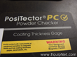 DeFelsko Positector PC Powder Checker Coating Thickness Gage