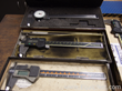 Lot of 4 Six Inch Vernier Calipers
