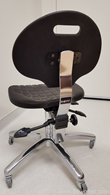 Lot of 4 Clean Room Laboratory Chairs