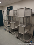 Lot of 3 Allentown Non Human Primate Transfer Cages
