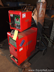 Fronius Nederman TransPuls Synergic 5000 Welder with VR4000 Wire Feeder and Cooling Unit