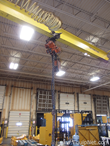 Handling Systems 0.5 Ton Beam Crane with Pneumatic Hoist
