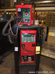 Fronius Nederman TransPuls Synergic 4000 Welder with VR4000 Wire Feeder with Cooling unit