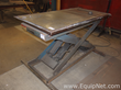 Pneumatic Steel Lift Table