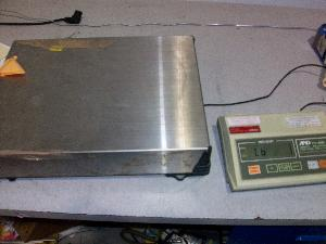 AND FV-60K Bench Scale