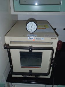 National 5851 Vac Oven