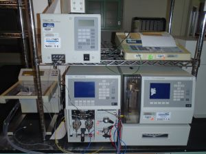 Waters 717plus HPLC System