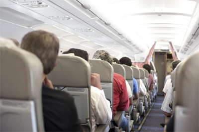 Did You Hear About The Two Businessman On A Plane?