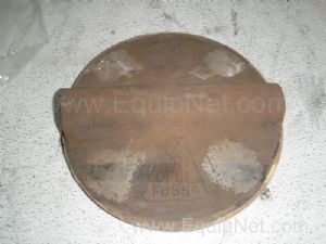 Approximately 9.5-10 Inch Butterfly Valve Flapper