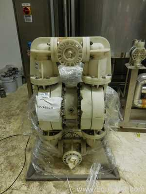 Used diaphragm pumps buy sell equipnet wilden p1500pkppptnvtfktv pneumatic pvc diaphragm pump ccuart Choice Image