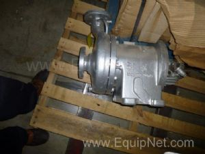 Kontro Centrifugal Pump, 75 GPM, 316 Stainless Steel