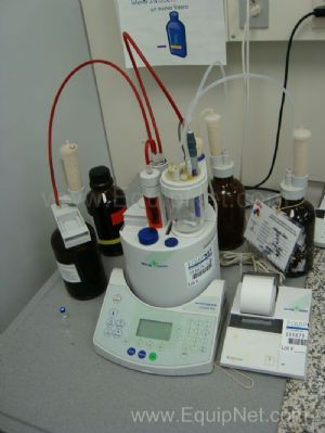 mettler toledo v30 volumetric kf titrator manual