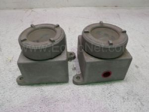 Lot of 2 Herman H Sticht 5894/DS274  Housing Filters