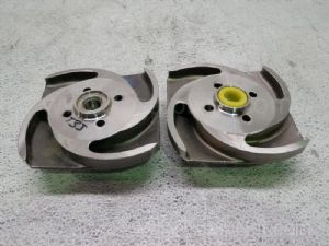 Lot of 2 Durc 50798A Pump Impeller