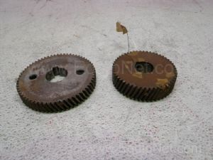 Set of 2 Dietrich high speed gears