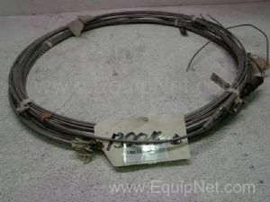 Lot of 2 Nelson Electric Q813K050 Pipeheating Cable