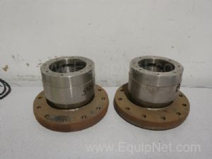 Lot of 2 De Dietrich Agitator Mounting Housings