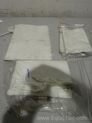 Lot of 3 Pfaudler 3126378 Filter Bags