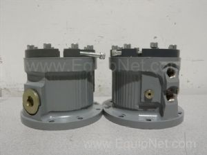Lot of 2 Seal Housings for Non-Metalic Seals