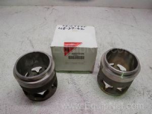 Lot of 3 Fisher controls 24232133272 Valve Cages