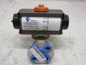 PBM PABTL4535-0025 2-way Ball valve
