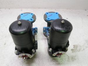 Lot of 2 FC Performance SP13SR60-B Ball Valve