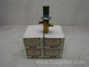 Lot of 4 Sporlan ADRPE 3 Discharge Bypass Valve