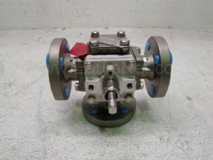 PBM MPH-E4L-C0L-02 Steam Ball Valve