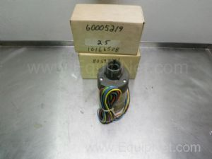 Lot of 2 Colman MP5213 002 Proportinal Valve with Hyd Actuator