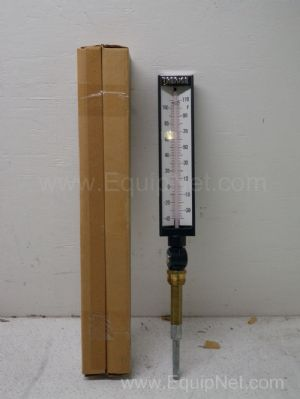 Lot of 3 Trerice BX91406 -40 to 110F Dial Thermometers