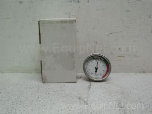 Lot of 2 3-Inch Dial Thermometers