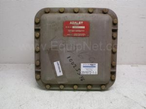 Adalet  model XJF 121204 Dust Collector Timer