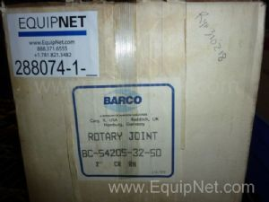 Lot of 2 Barco Incinerator Expansion Joint