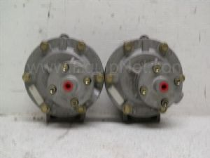 Lot of 2 Goyen Controls model RCA45T000 Pilot Operated one and one-half inch Vavles