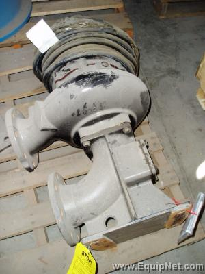 Unused 1998 Flyght Submersible Pump with 3.4 HP Motor
