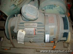 Unused Reliance Electric 15 HP Motor