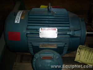 Unused or Rebuilt Reliance Electric 20 HP Motor