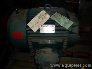Reliance Electric 25 HP Motor